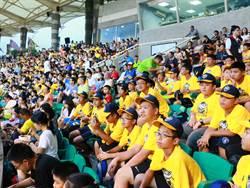 職棒賽事移師花蓮 五千名球迷共襄盛舉