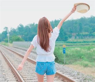 只坐一站也OK◎電車上輕鬆局部瘦身♪