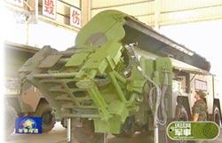陸區域戰爭殺手鐧 東風-16開彈艙