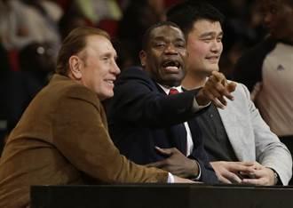 NBA》姚明入選名人堂引薦者 穆湯伯點頭了