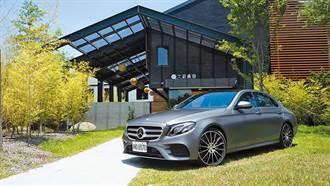Mercedes-Benz E-Class 智能巨作登場
