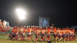 花蓮聯合豐年節  千人共舞 熱力大爆發