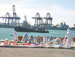 擱淺5個月 漏油危機解除 德翔台北貨輪 最快下月拆解