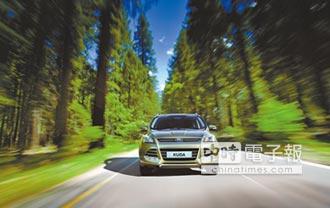 80.9萬元震撼價 福特KUGA智能影音版 瞄準識貨SUV買家