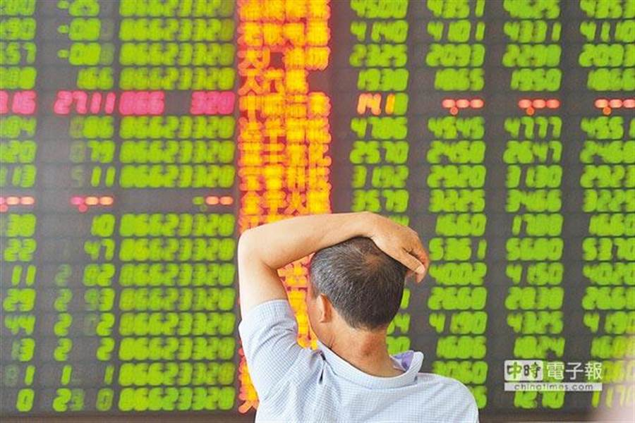 大陸股市受市場、局勢變數多。(中新社)