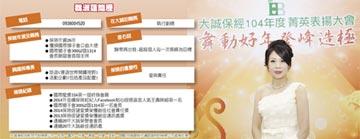 保險達人-大誠保經執行副總魏淑蓮:友邦人壽商品 補足保障缺口