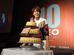 胡宇威慶34歲生日 心跳加速對象竟是黃泰安!