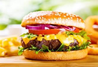 笨賊判囚72年 只因吃剩半個漢堡