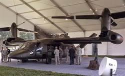 美國V-280旋翼機 有望成為未來運輸直昇機