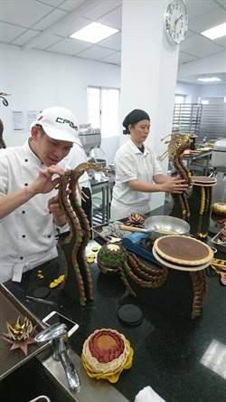 弘光科大聘世界盃亞軍 開辦立體藝術麵包班