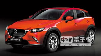 MAZDA CX-3導入尊貴型車款
