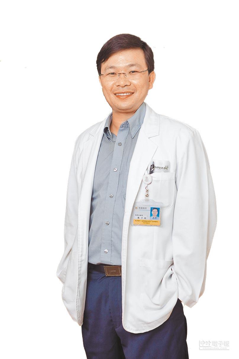 陳子敬(振興醫院復健醫學部物理治療師)