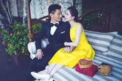 浪漫婚禮場邊焦點 超吸睛伴郎伴娘