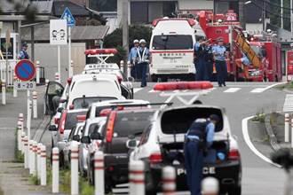 【影】日東京安養院遭前員工闖入 持刀濫砍至少19死45傷