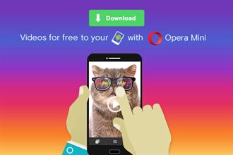 愛看線上影片  快下載新版Android專用Opera Mini