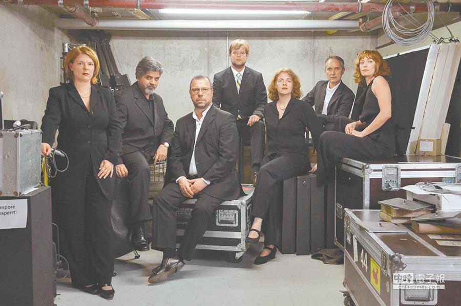 斯圖加特當代人聲團對當代演唱曲目累積深具貢獻。(國家兩廳院提供)