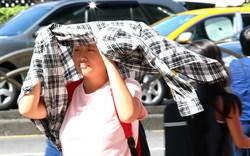台北連2日高燒 累積4日破38度 創歷史紀錄