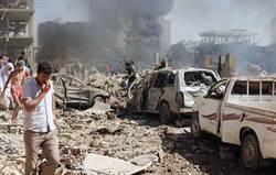 敘利亞大馬士革爆炸 44死