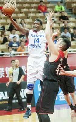 瓊斯盃》前NBA球員發威 菲律賓擊潰日本