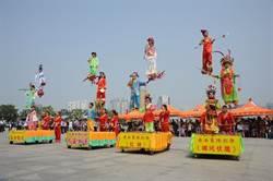 廣西賓陽彩架將第三次赴台展示獨門絕技