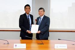 櫃買中心、印尼證交所 簽署MOU