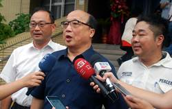 胡志強:盼蔡總統回歸民意、國家利益