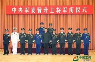 八一建軍節 陸晉升2上將