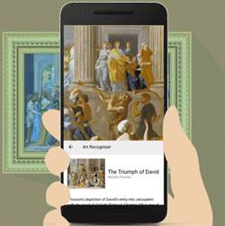 App好物》Google把全世界博物館塞進手機裡