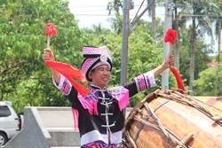 新城鄉豐年祭 廣西壯族會鼓、賓陽游彩架震撼登場
