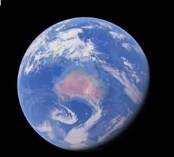 移動的澳洲!為追上位移速度 它居然要調經緯度