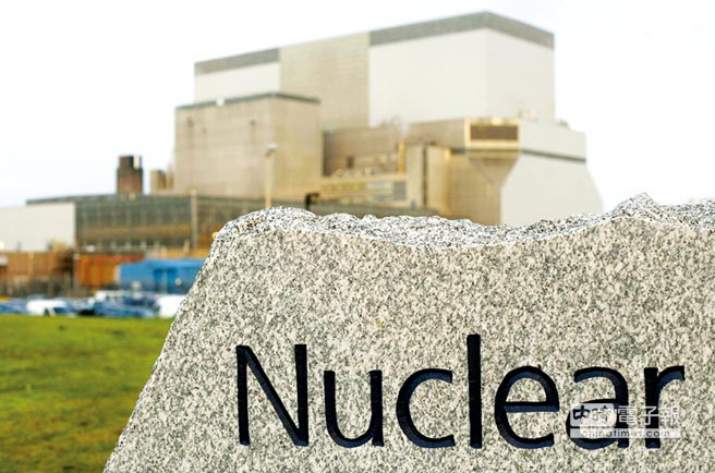 欣克利角C將是英國20年來第1座新建核電廠,圖為欣克利角B核電廠。圖/路透