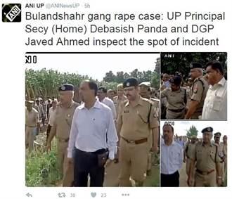 印度一家6口被17搶匪攔車 母女慘遭拖出車外集體性侵