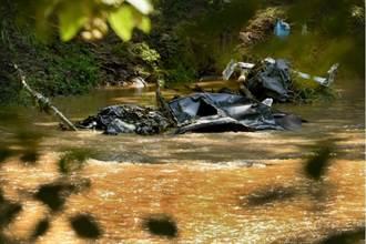 美馬里蘭州洪患災情慘重 人鏈驚險救1女