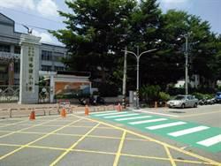 改善校園通學安全  中市37校完成改善