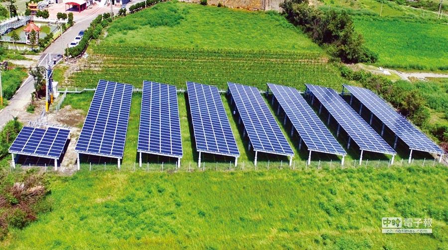 雲豹、永鑫攜手,高科技太陽能電廠在雲林。圖/本報資料照片
