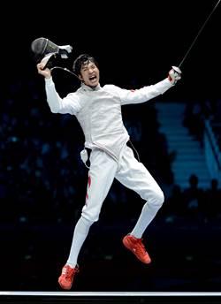 里約奧運》雷聲可望擔任大陸代表團旗手
