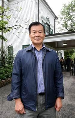 即將出任駐星代表 江春男昨深夜酒駕被逮