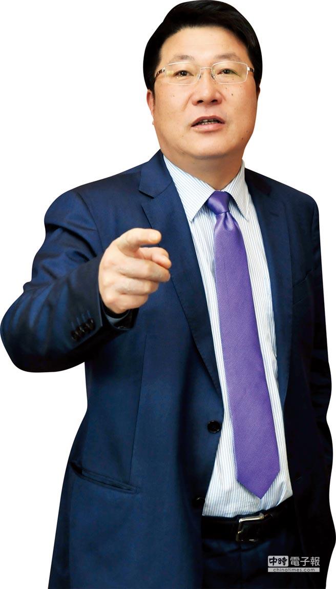 紫光集團董事長趙偉國出任長江存儲董事長。圖/本報資料照片
