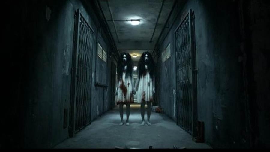 宿舍好像是各校最多鬼故事的發源地之一。(圖片取自gagphoto)