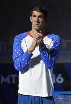 里約奧運》「飛魚」菲爾普斯五度征奧 將任美掌旗手