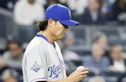 MLB》遭指定讓渡 王建民平靜接受