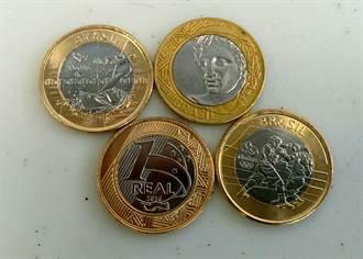 里約奧運》巴西為奧運 特地發行紀念版1元硬幣