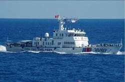 中國大陸7艘海警船、230艘漁船 駛入釣魚台附近毗連區