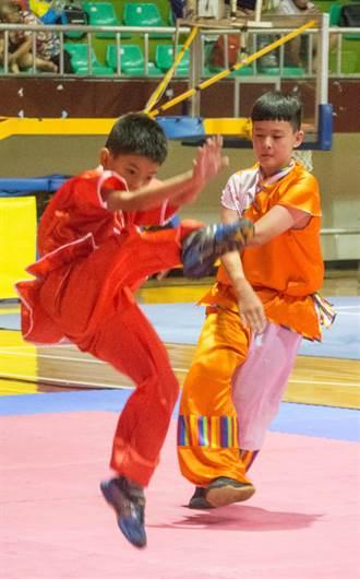 台灣國際武術文化節 兩岸1400名選手競技