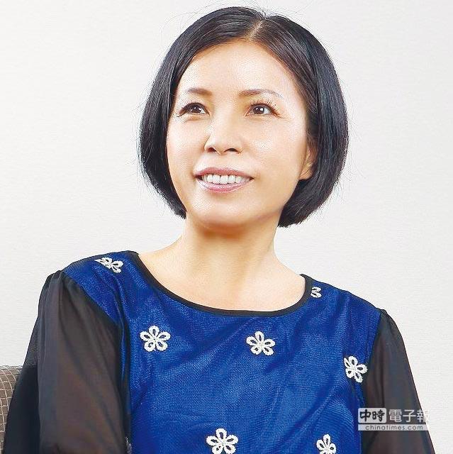 中華核心轉化教育發展協會創辦人丁美月。圖/本人提供