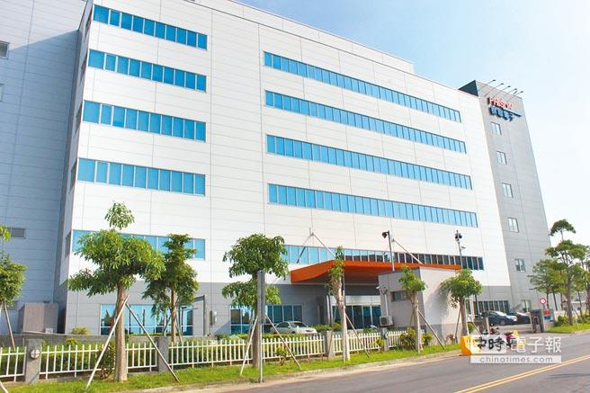 群聯電子公司位於苗栗竹南鎮廣源科技園區,前天遭檢調搜索並約談相關人員。(黎薇攝)