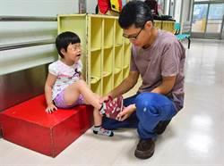 遲緩女7歲首度叫爸 父親節感動禮物