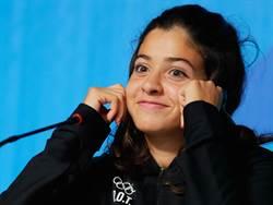 里約奧運》難民隊超萌少女泳將 勵志故事爆紅