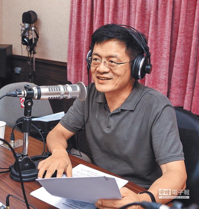 訪談主持人:張瑞昌(鄧博仁攝)