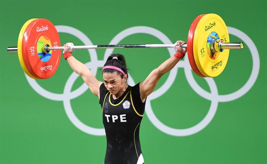 兩屆奧運金牌女將許淑淨也在臉書發聲,反對東奧正名公投。(中央社資料照)